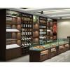 山东济南精美红酒展示柜设计 优质展柜 烟酒高档展柜设计