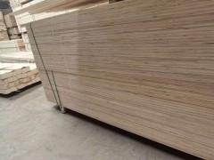 厂家直销再生免熏蒸LVL层积材木方