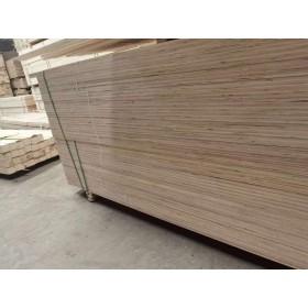 厂家直销再生免熏蒸LVL层积材木方 免熏蒸木方