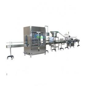衡水科胜护肤水灌装生产线|乐亭特产香油灌装生产线