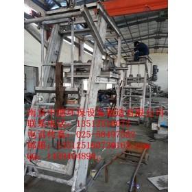 南京中德专业供应GSGS钢丝绳牵引格栅除污机,不锈钢材质